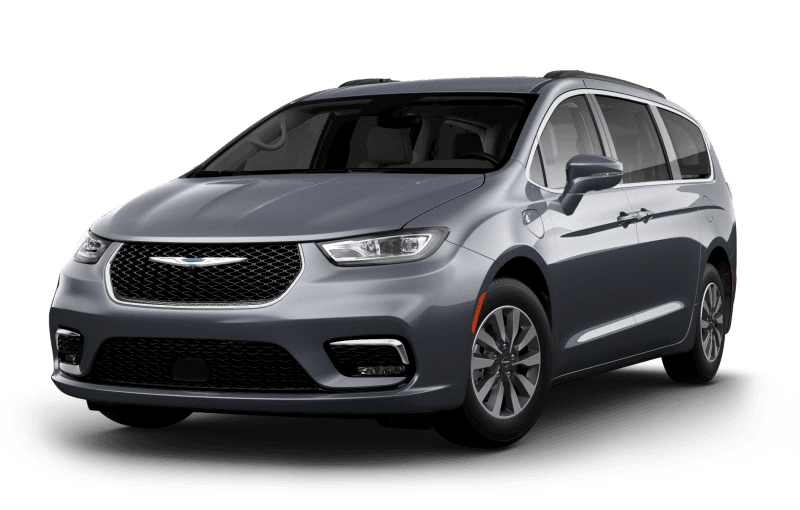 2021 Chrysler Pacifica Hybrid Touring - Maximum Steel Metallic