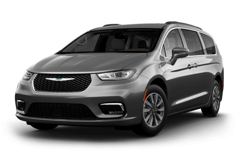 2021 Chrysler Pacifica Hybrid Touring - Granite Crystal Metallic