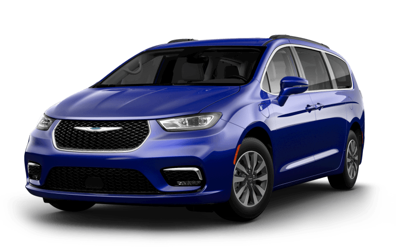 2021 Chrysler Pacifica Hybrid Touring - Ocean Blue Metallic