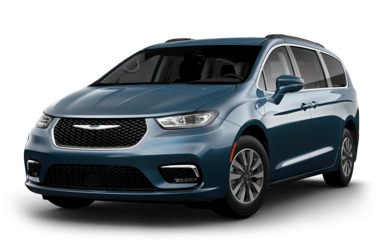 2021 Chrysler Pacifica Hybrid Touring - Fathom Blue