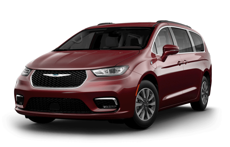Chrysler Pacifica Hybrid 2021 Touring - Couche nacrée rouge velours