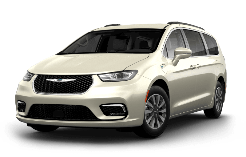 2021 Chrysler Pacifica Hybrid Touring - Luxury White Pearl