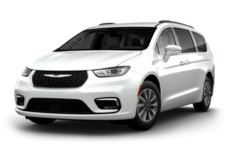 2021 Chrysler Pacifica Hybrid Touring - Bright White