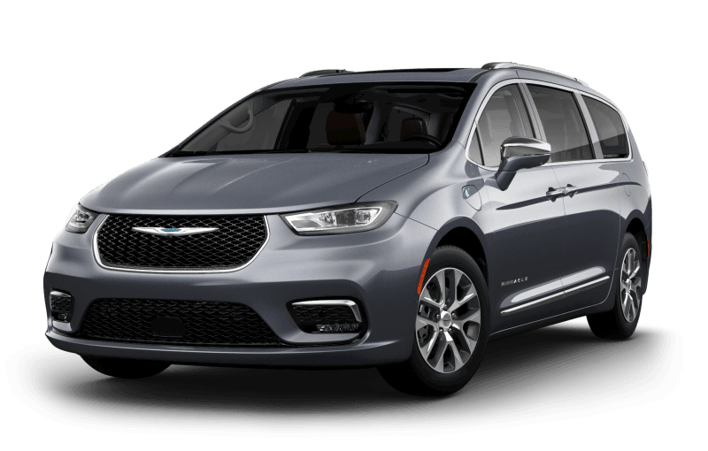 2021 Chrysler Pacifica Hybrid Pinnacle - Maximum Steel Metallic