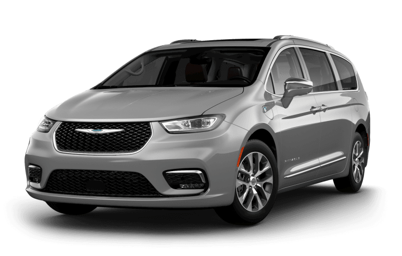 2021 Chrysler Pacifica Hybrid Pinnacle - Ceramic Grey