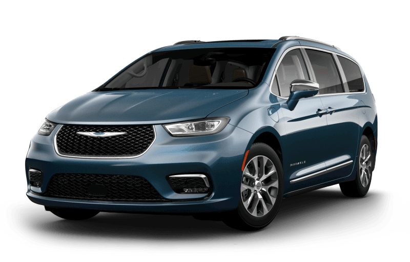 2021 Chrysler Pacifica Hybrid Pinnacle - Fathom Blue