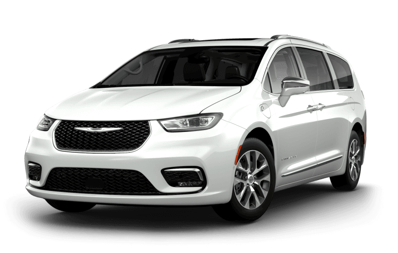 Chrysler Pacifica Hybrid 2021 Pinnacle - Blanc éclatant