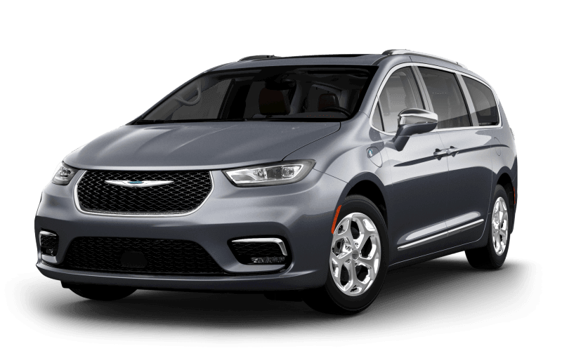 2021 Chrysler Pacifica Hybrid Limited - Maximum Steel Metallic