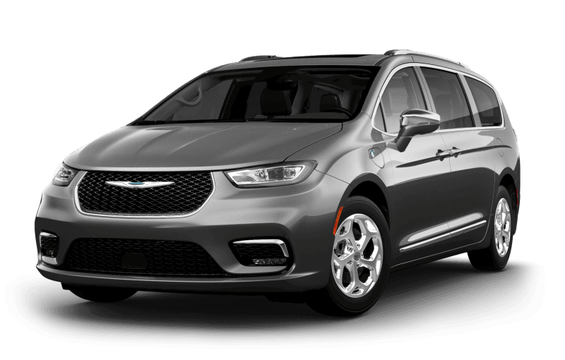 2021 Chrysler Pacifica Hybrid Limited - Granite Crystal Metallic