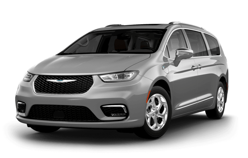 2021 Chrysler Pacifica Hybrid Limited - Ceramic Grey