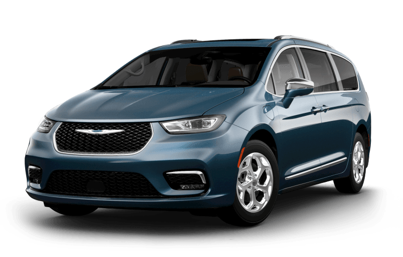 2021 Chrysler Pacifica Hybrid Limited - Fathom Blue