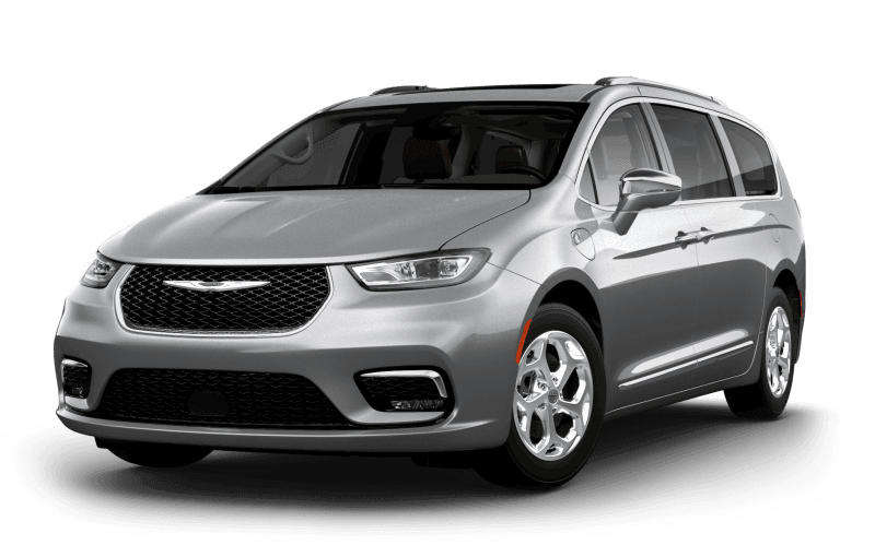 2021 Chrysler Pacifica Hybrid Limited - Billet Metallic