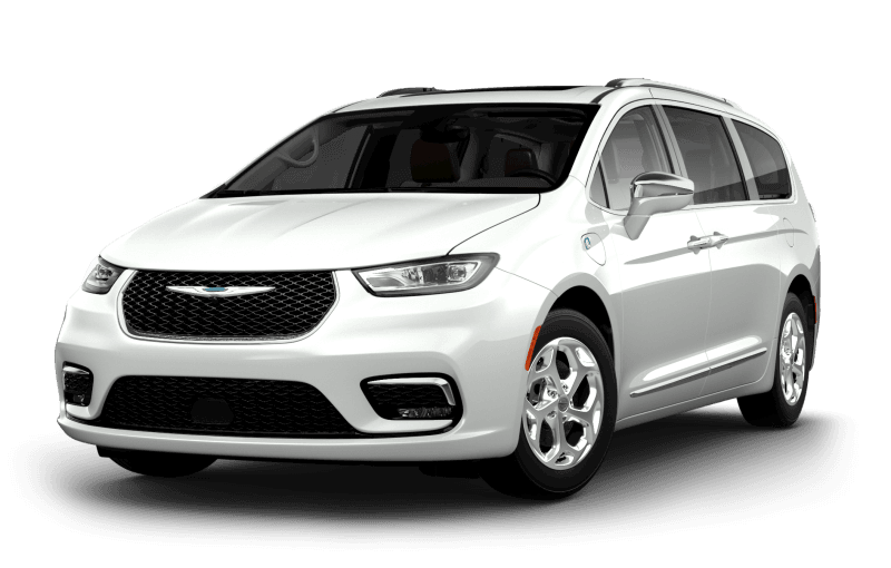 2021 Chrysler Pacifica Hybrid Limited - Bright White