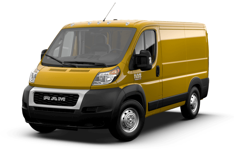2021 Ram ProMaster® 1500 - Broom Yellow