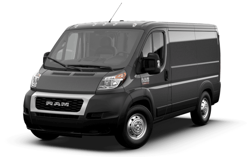 2021 Ram ProMaster® 1500 - Granite Crystal Metallic