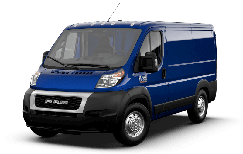 2021 Ram ProMaster® 1500 - Patriot Blue