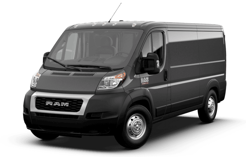 2021 Ram ProMaster® 2500 - Granite Crystal Metallic
