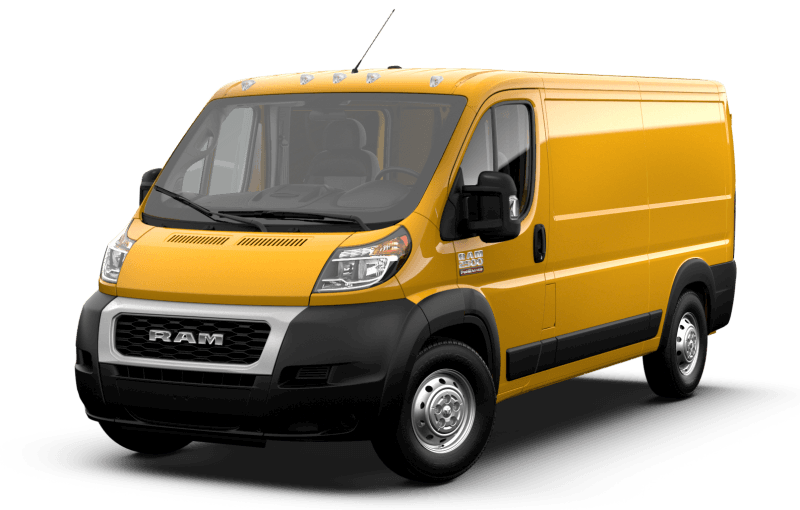 2021 Ram ProMaster® 2500 - School Bus Yellow