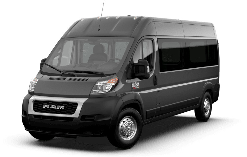 2021 Ram ProMaster® 2500 Window Van - Granite Crystal Metallic