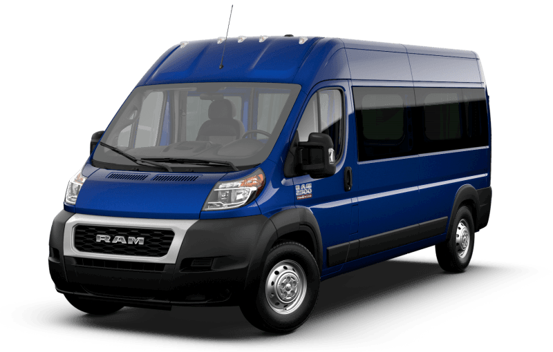2021 Ram ProMaster® 2500 Window Van - Patriot Blue