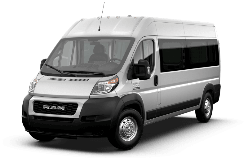 2021 Ram ProMaster® 2500 Window Van - Bright Silver Metallic