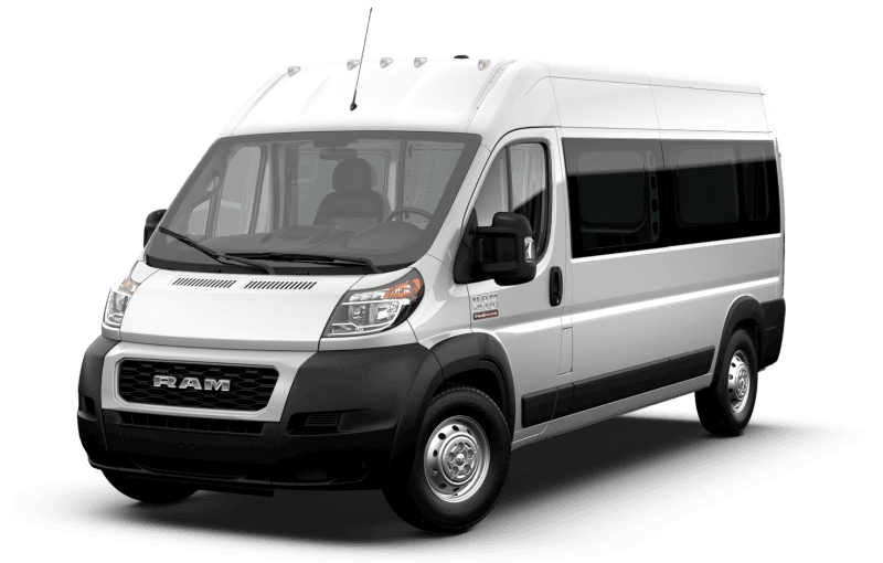 2021 Ram ProMaster® 2500 Window Van - Bright White
