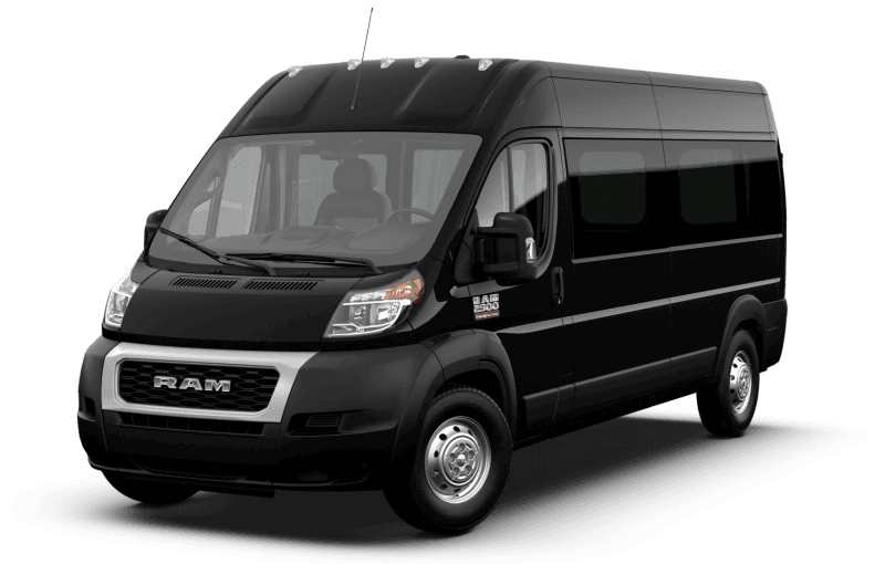 2021 Ram ProMaster® 2500 Window Van - Black