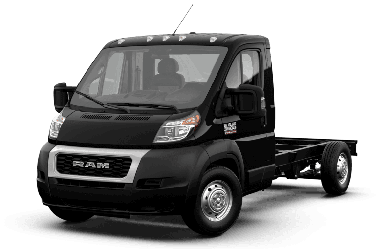 RAM PROMASTER<sup>MD</sup> 2021