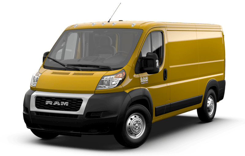 2021 Ram ProMaster® 3500 - Broom Yellow