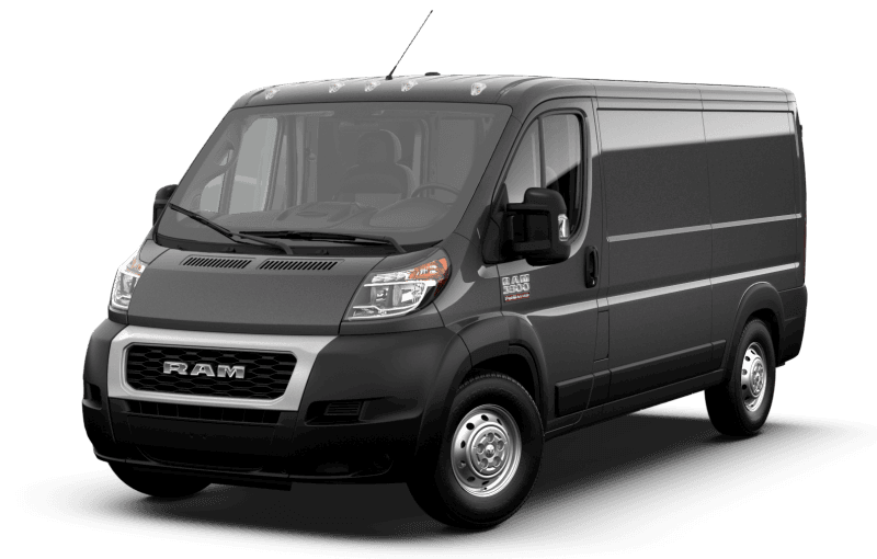 2021 Ram ProMaster® 3500 - Granite Crystal Metallic