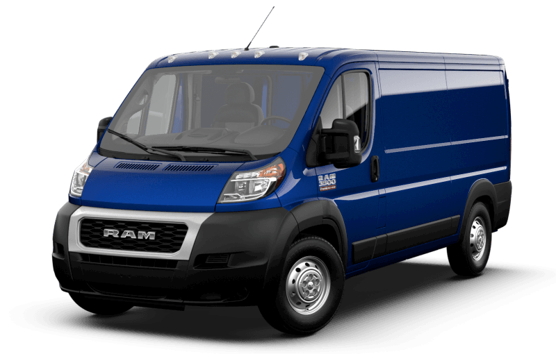 2021 Ram ProMaster® 3500 - Patriot Blue