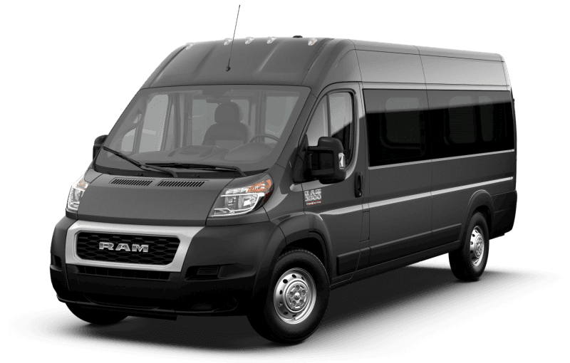 2021 Ram ProMaster® 3500 Window Van - Granite Crystal Metallic