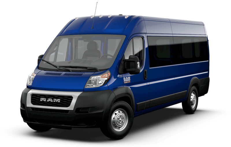 2021 Ram ProMaster® 3500 Window Van - Patriot Blue