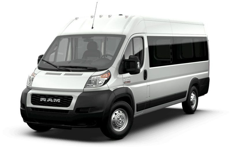 2021 Ram ProMaster® 3500 Window Van - Bright White