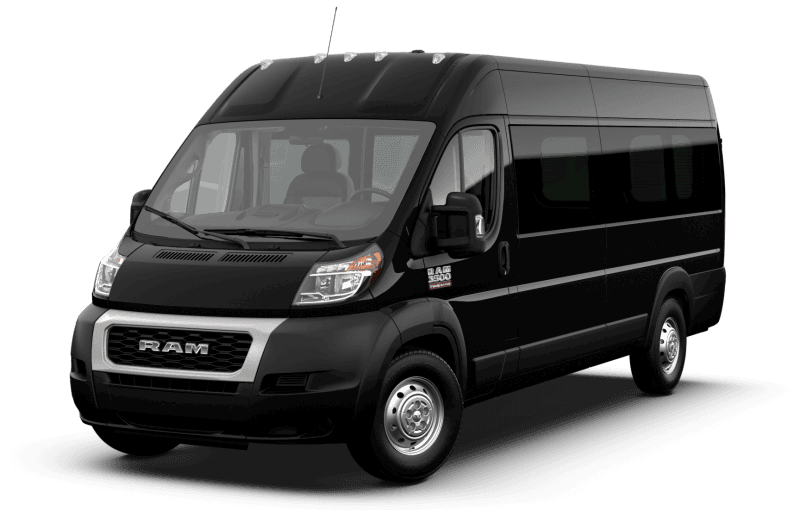 2021 Ram ProMaster® 3500 Window Van - Black