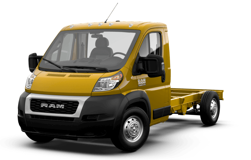 2021 Ram ProMaster® 3500 Cutaway - Broom Yellow