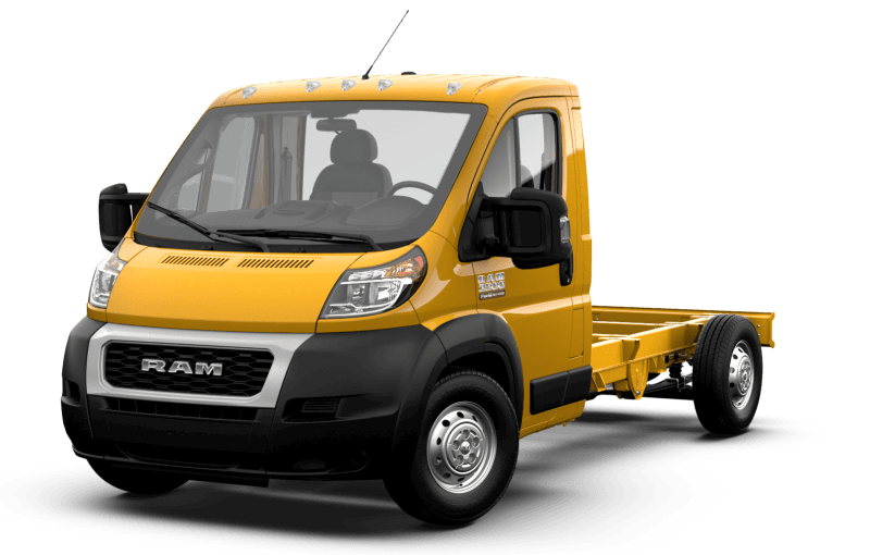 2021 Ram ProMaster® 3500 Cutaway - School Bus Yellow