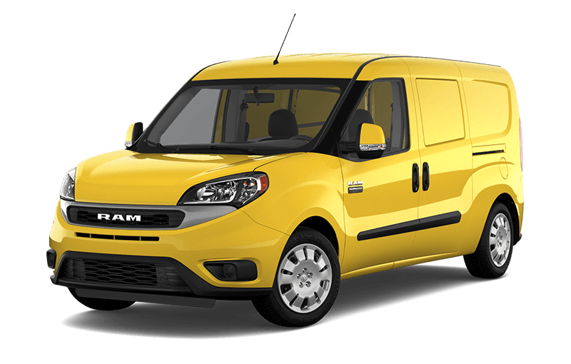2021 Ram ProMaster City® Cargo Van SLT - Broom Yellow