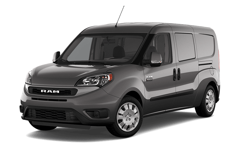 2021 Ram ProMaster City® Cargo Van SLT - Quartz Grey Metallic