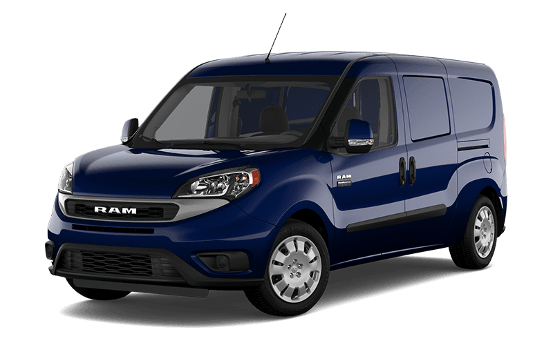 2021 Ram ProMaster City® Cargo Van SLT - Blue Night Metallic