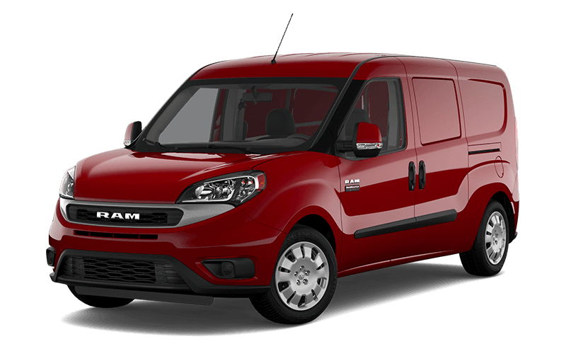 2021 Ram ProMaster City® Cargo Van SLT - Bright Red