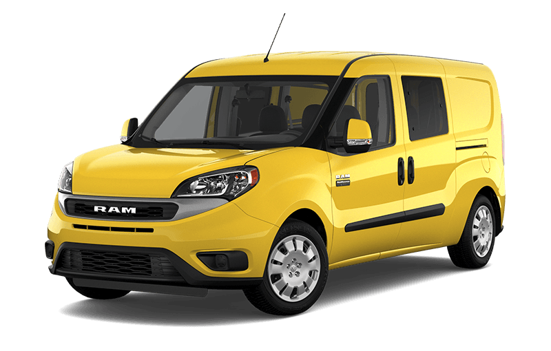2021 Ram ProMaster City® Wagon SLT - Broom Yellow