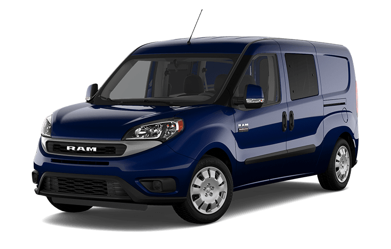 2021 Ram ProMaster City® Wagon SLT - Blue Night Metallic
