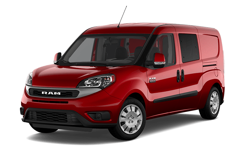 2021 Ram ProMaster City® Wagon SLT - Deep Red Metallic