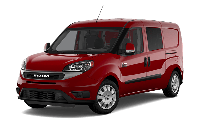 2021 Ram ProMaster City® Wagon SLT - Bright Red