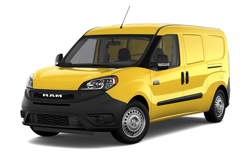 2021 Ram ProMaster City® Cargo Van ST - Broom Yellow