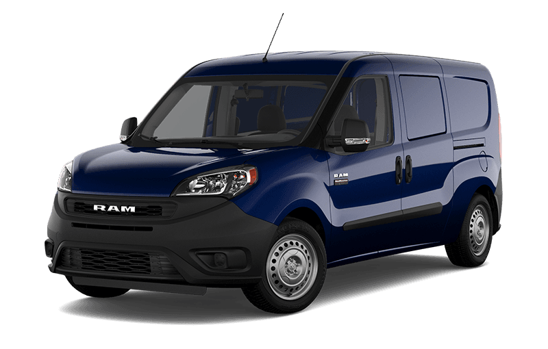 2021 Ram ProMaster City® Cargo Van ST - Blue Night Metallic