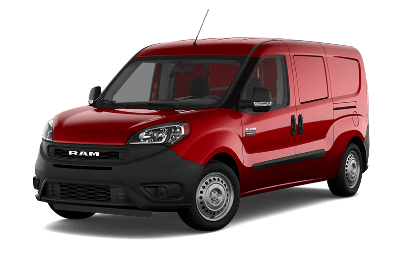 2021 Ram ProMaster City® Cargo Van ST - Deep Red Metallic