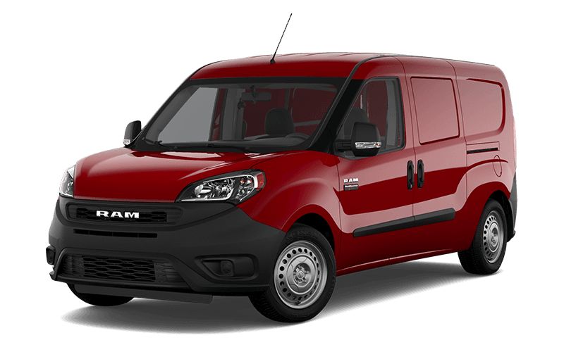 2021 Ram ProMaster City® Cargo Van ST - Bright Red