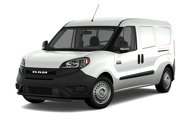 2021 Ram ProMaster City® Cargo Van ST - Bright White